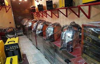 المنشاوي: استيراد آلات وماكينات مستخدمة تضر بسمعة المنتج وبالصناعة المصرية
