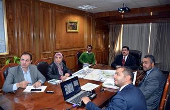 محافظ القليوبية يستعرض مقترحا هندسيا لتطوير مدينة القناطر الخيرية |صور