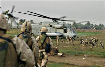مقتل طيارين اثنين من مشاة البحرية الأمريكية في تحطم مروحية