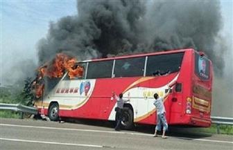 مقتل 20 شخصا على الأقل باحتراق حافلة في محطة للحافلات في بيرو