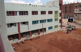 محافظ أسيوط: استلام 6 مدارس جديدة بمراكز ديروط ومنفلوط وساحل سليم |صور