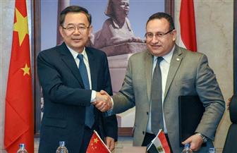 توقيع مذكرة تفاهم بين مقاطعة جوييجو الصينية ومدينة الإسكندرية لتبادل الخبرات | صور