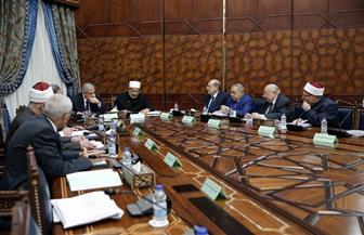 الإمام الأكبر يترأس اجتماع مجلس أمناء بيت الزكاة والصدقات بتشكيله الجديد