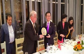 سفير كوريا الجنوبية: سأعمل على استعادة السياحة الكورية إلى مصر |صور