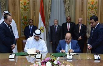 """تعاون """"مصري -إماراتي"""" في مجال تنفيذ المشروعات القومية والتنموية"""