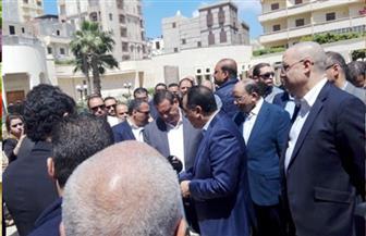 """رئيس الوزراء يتفقد موقع مدينة رشيد الجديدة و4629 وحدة بـ""""بشاير الخير 4"""""""