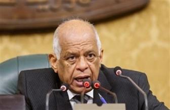 عبدالعال يرفع الجلسة العامة ربع ساعة.. تليها جلسة التصويت على التعديلات الدستورية