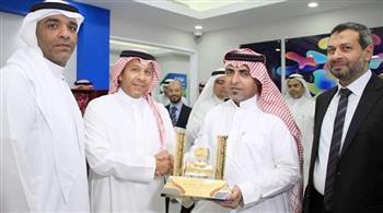 أشرف صبحي والسفير السعودي يكرمان نجوم الرياضية والفن 16 أبريل