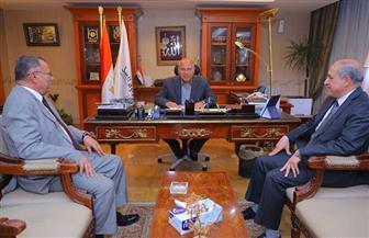 """""""النقل"""": عمرو إسماعيل رئيسا للهيئة العامة للموانئ البرية والجافة"""