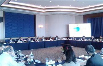 """رئيس """"القومي لبحوث المياه"""" يشارك في اجتماع مجلس المحافظين العالمي للمياه.. ويدعو لـ""""أسبوع القاهرة"""""""