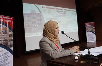 افتتاح المؤتمر الدولى الثانى للعلوم الصيدلية بجامعة المنصورة | صور