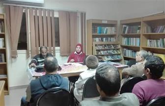 ثقافة الإسكندرية تناقش أسس التذوق السينمائي | صور