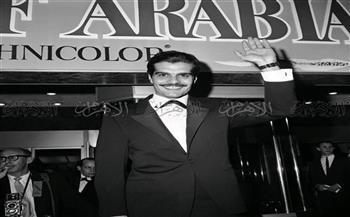 في ذكرى ميلاد عمر الشريف.. تعرف على النادي الذي كان يشجعه ولماذا تنكر من ابنه الإيطالي؟ |صور