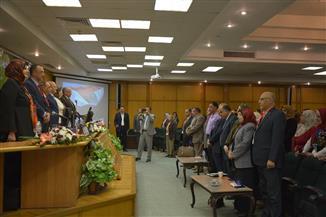 رئيس جامعة الزقازيق يفتتح المؤتمر السنوي الخامس لطب الأورام