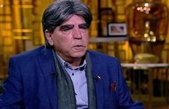 خالد جلال ينعى الفنان محمود الجندي