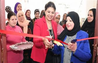 """""""رواد 2030"""" يتفقد حاضنة أعمال جامعة المنصورة ويفتتح معرضا لمنتجات طلاب """"الدقهلية"""""""