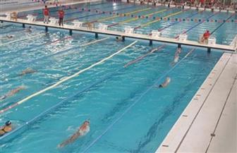 رئيس جهاز ألعاب الماء بالنادي الأهلي يشيد  بفريق السباحة مواليد 2008