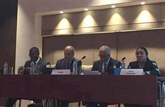 نائب وزير الخارجية يفتتح اجتماع لجنة المندوبين الدائمين للاتحاد الإفريقي بالقاهرة