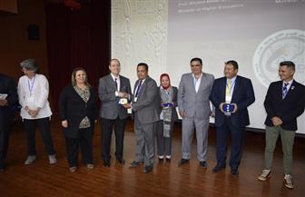 افتتاح المؤتمر السادس للمسح الأثري بالدلتا في جامعة المنصورة