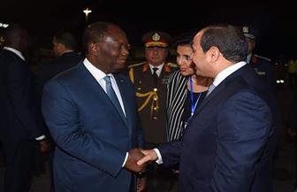 """رئيس """"مصر الثورة"""": زيارة الرئيس السيسي لكوت ديفوار تاريخية"""