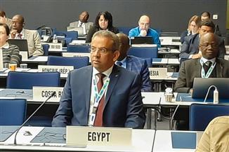 البريد المصري يشارك باجتماعات الاتحاد العالمي.. ويوقع اتفاقية مع الكاميرون بسويسرا