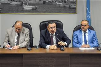 """محافظ الإسكندرية يفتتح  ورشة """"اعرف قدراتك"""" للمشروعات الصغيرة"""