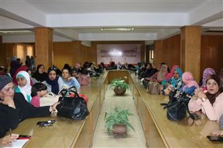 القومي للمرأة بالسويس ينظم حملات لتوعية السيدات بالمشاركة في التصويت على الدستور