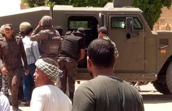 """الأمن ينهي أسطورة """" أبو شحتو"""" أخطر عنصر إجرامي في جبال الصعيد   صور"""