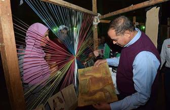 رئيس جامعة سوهاج يشهد ختام فعاليات المعسكر الكشفي الفني بالمدينة الجامعية