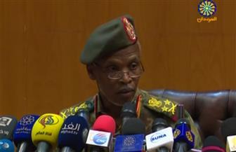 رئيس اللجنة السياسية بالمجلس العسكري السوداني يلتقي رئيس مفوضية الاتحاد الإفريقي