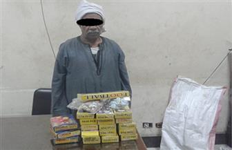 ضبط شخص بحوزته ألعابا نارية داخل محطة سكك حديد مصر