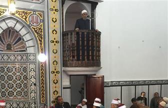 جابر طايع: أخلاق المسلم الحقيقية تظهر بالأسواق| صور