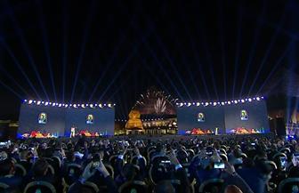 """بدء حفل قرعة كأس إفريقيا بالسلام الوطني لمصر .. وفيلم تسجيلي عن """"الأمم الإفريقية"""""""