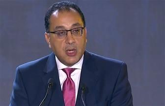 مدبولي: مصر مستعدة للتعاون ومساندة الأشقاء فى لبنان لتجاوز التحديات