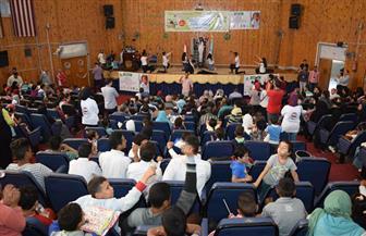 جامعة سوهاج تستضيف 500 طفل في احتفالية يوم اليتيم |صور