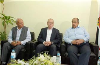 وزير الزراعة يصل سخا بكفرالشيخ ويؤكد: المحطة تسهم في إنتاج أصناف جديدة من المحاصيل | صور