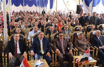 سعفان وقنصوه يشهدان توقيع بروتوكول تدريب للتفصيل والخياطة بالإسكندرية