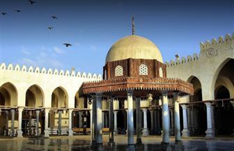 افتتاح مسجد عمرو بن العاص بدمياط  مطلع رمضان بعد ترميمه