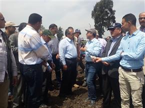 وزير الزراعة يناشد المزارعين بعدم شراء تقاوى من السوق السوداء