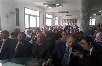 """""""شباب الحركة الوطنية"""" بكفر الدوار تعلن الموافقة على التعديلات الدستورية"""