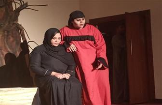 """""""الواغش"""" يجذب الجمهور فى مركز أحمد بهاء الدين بقرية صدفا"""