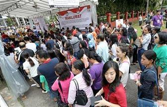 الناخبون في إندونيسيا على أعتاب أكبر انتخابات تجرى في يوم واحد