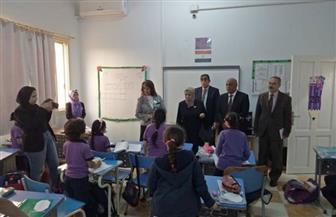 رئيس القومية لضمان جودة التعليم تتفقد عددا من المدارس بمنطقة كرداسة | صور