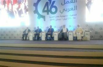 أبو الغيط: تعزيز العمل العربى المشترك هدف رئيسى لدى أغلب الحكومات العربية التى تواجه البطالة   صور