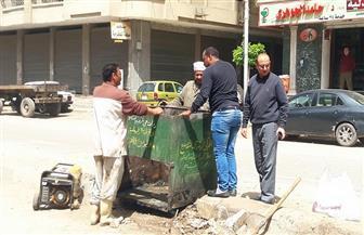 رفع 14.4 ألف طن قمامة من قرى ومراكز ومدن الدقهلية خلال أسبوع