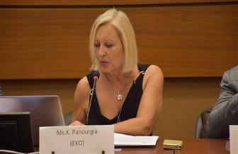 """رئيسة منظمة """"إيكو"""" الأوروبية تنضم للبعثة الدولية لمتابعة استفتاء التعديلات الدستورية"""