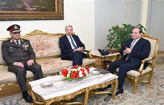 الرئيس يستقبل وزير الدفاع البرتغالي ويستعرضان ملفات مكافحة الإرهاب والهجرة غير الشرعية