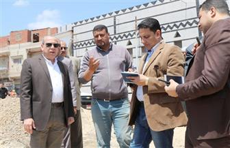 محافظ كفرالشيخ يقرر شن حملة نوعية على مصانع الألبان المخالفة  صور