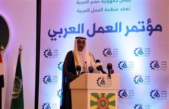 مدير منظمة العمل العربية: فوزي بولاية ثانية يضاعف مسئولياتي.. وبالعقول نبني اﻷوطان| صور
