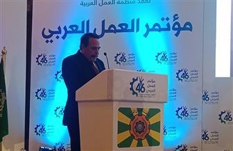 رئيس اتحاد عمال مصر يؤكد: التعديلات الدستورية تحقق مزيدا من المكاسب العمالية | صور